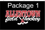 AHS Field Team Package 1 - $60  - TWO COLOR DESIGN