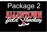 AHS Field Hockey Team Package 2 - $90  TWO COLOR DESIGN