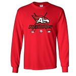 AHS Golf - Gildan Long Sleeve Tshirt with logo