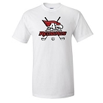 AHS Golf - Gildan Short Sleeve Tshirt with logo