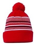 AHS Golf - Sportsman Pom Pom Knit Hat