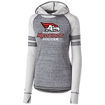 AHS Boys Soccer - Ladies Holloway Advocate Hoodie (3 color options)