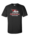 AHS Boys Soccer - SS T-shirt with Logo (2 Colors Available)