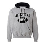 AHS Football Dad Hooded Sweatshirt