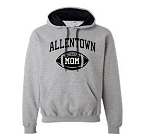 AHS Football Mom Hooded Sweatshirt