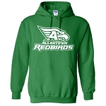 AHS Spiritwear - Irish Green Hooded Sweatshirt