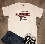 AHS Glitterflake T Shirt with Your Sport or Club