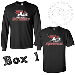 Allentown Redbirds Box Package #1