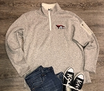 AHS Spiritwear - Charles River Men's Heathered Fleece Pullover