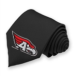 AHS Spiritwear - Allentown Redbirds Neck Tie with logo