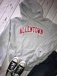 Allentown Champion Hooded Sweatshirt