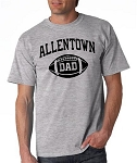 Allentown Football Dad T-shirt