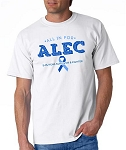 All in for Alec- T-shirt