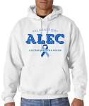 All in for Alec- Hooded Sweatshirt