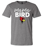 Allentown Redbirds Softball -  Mama Bird Bella Short Sleeve Tshirt