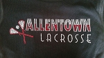 Allentown Lacrosse Ladies Rhinestone Long Sleeve T-shirt