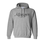 Allentown NJ Hooded Sweatshirt