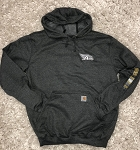 AHS - Carhartt ® Midweight Hooded Sweatshirt with Embroidered logo