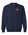 Central Elementary - Teacher Apparel - Gildan Crewneck Sweatshirt - Navy