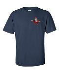 Central Elementary - Teacher Apparel - Gildan Short Sleeve T-Shirt - Navy
