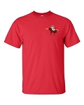 Central Elementary - Teacher Apparel - Gildan Short Sleeve T-Shirt - RED