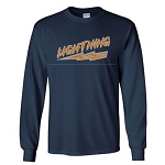 CJL - Central Jersey Lightning Long Sleeve T-shirt