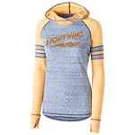Central Jersey Lightning Apparel- Holloway Advocate Cross Over Hoodie