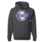 Central Jersey Storm 8U Apparel - Jerzees Hooded Sweatshirt with Logo