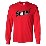 Central Jersey Storm Apparel - Long Sleeve T-Shirt with Logo