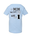 Central NJ Mother of Multiples Toddler T-shirt