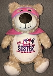 Personalized Big Sister Hero Bear