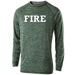 Fire Apparel - Long Sleeve Electrify with Logo