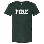 Fire Apparel -  Bella Unisex T-Shirt with Logo