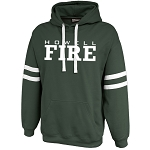 Fire Apparel - Pennant Twin Streak Hooded with Logo