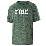 Fire Apparel - Short Sleeve Electrify with Logo