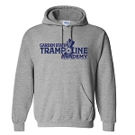 Garden State Apparel - Gildan Hooded Sweatshirt