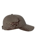 Hat- Wildlife Running Buck Hat
