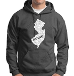 NJ Home Hooded Sweatshirt