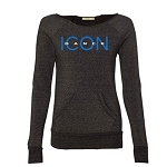 Icon Dance - Alternative Women's Maniac Sport Fleece Sweatshirt