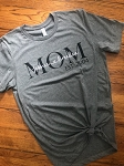 Mom/Mommy/Grandma/Mom-Mom/Nonna Tee Personalized with Children or Grandchildren's Names