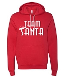 Inspired Collection- Team Santa Bella Hoodie