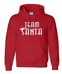 Inspired Collection - Team Santa Hooded Sweatshirt