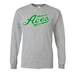 Mercer Aces Apparel - Long Sleeve T-shirt
