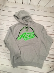 Mercer Aces Apparel - Pennant Faceoff Hoodie