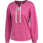 Millstone Dance - Women's Lace Up Crew with full front logo