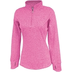 Millstone Dance - Women's Space-Dye Warm Up Embroidered
