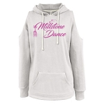 Millstone Dance - Women's Cold Shoulder Hooded with Logo