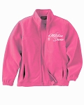 Millstone Dance - Full Zip Fleece with logo Embrodiered