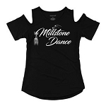 Millstone Dance - Boxercraft Cold Shoulder Tee