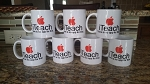 iTeach 15 oz. White Ceramic Mug